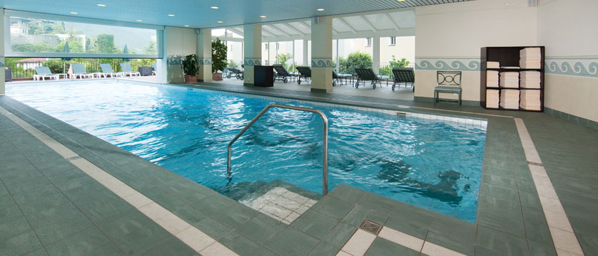 Hotel Belvedere, Locarno, Ticino, Switzerland - indoor swimming pool area.jpg